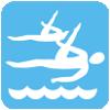 Synchroonzwemmen tijdens de Olympische Spelen 2016
